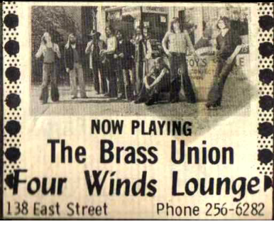 Four Winds Lounge, Sault Ste Marie, Ontario
