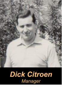 Dick Citroen Manager